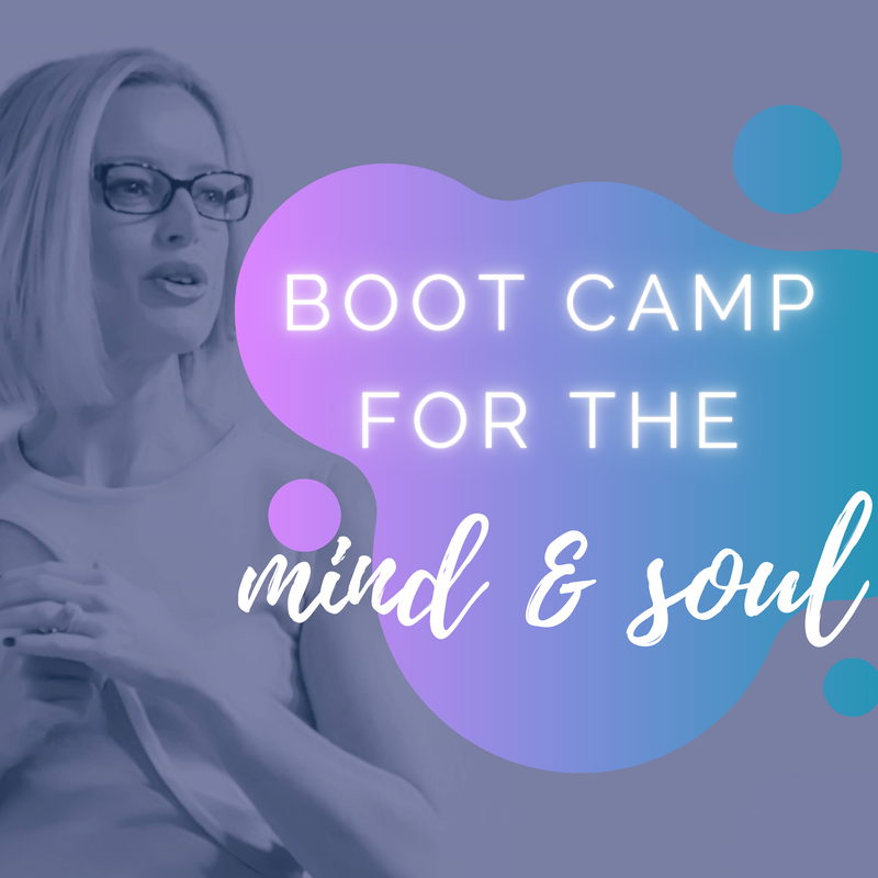 Picture of logo for Boot Camp for the mind & soul podcast